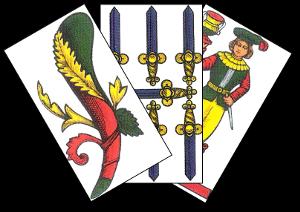 scopa italian card game