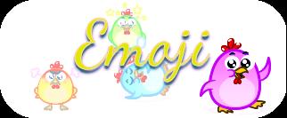Custom Emoji logo